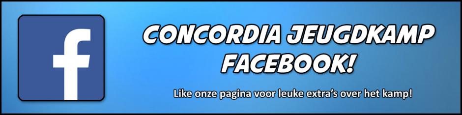 Facebook Concordia Jeugdkamp