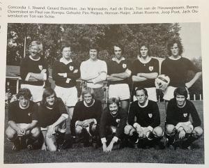 Concordia Voetbal 1