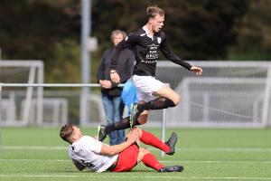 Benjamin  (Foto Haaglanden Voetbal, Aad van der Knaap)