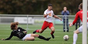 Bo  (Foto Haaglanden Voetbal, Aad van der Knaap)